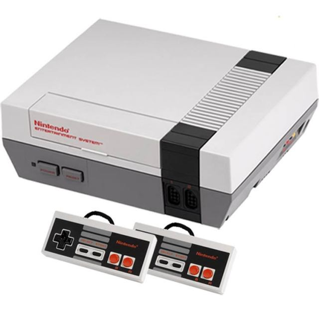 NES permitió salir de la crisis del videoojuego
