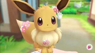 Dentro de Pokémon Let's Go podrás elegir el Pokémon que sigue al entrenador