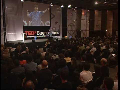 Gabriel Gellon: Expedición Ciencia - TEDxBA - n3ri.com.ar