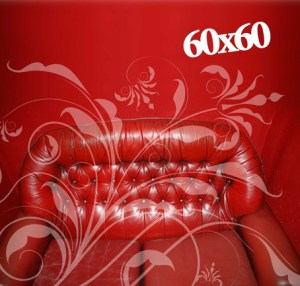 Cover of the 60x60 album from Subvert Central