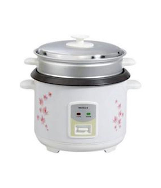 Havells 18 L Max Cook OL Rice Cooker White Price In India