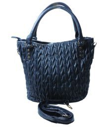 Elligator Dark Blue Sling handbag