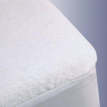Trance Waterproof Cotton Mattress Protector Single 72x36