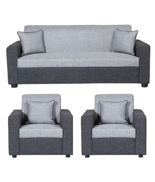 Sofa Fabric In Jaipur: 5 Seater Sofa Set Below 20000