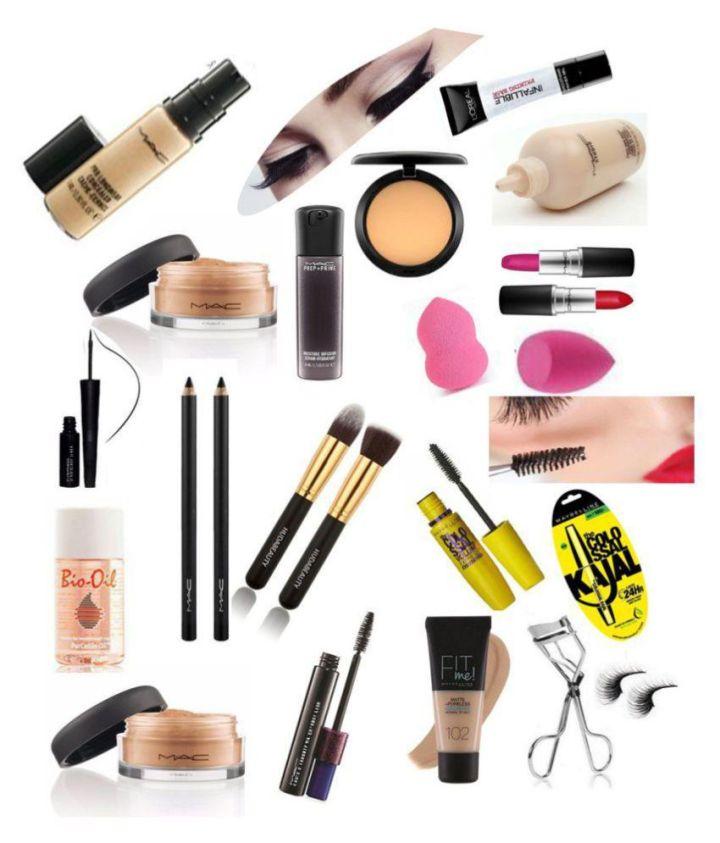 Makeup Kit Ka Pura Saman | Wajihair.co