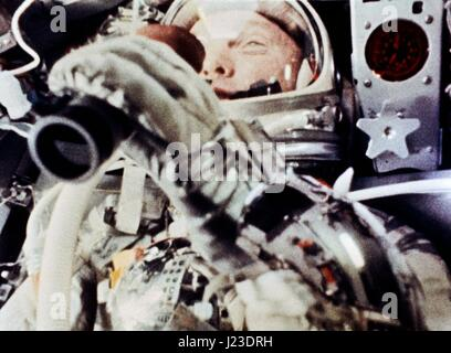 Astronaut John Glenn Friendship 7 Mercury spacecraft