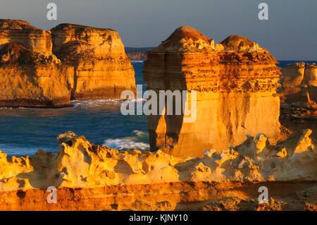 Razorback, Australia, Victoria, port Campbell, national ...