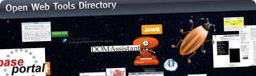 Open Web Tools Directory, recopilación de herramientas de desarrollo web