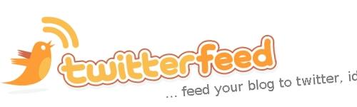 Twitterfeed, envia tu feed a Twitter, identi.ca, HelloTxt o Ping.fm