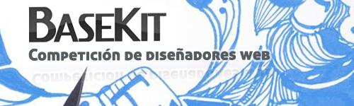 Concurso para diseñadores web by Basekit & iStockphoto