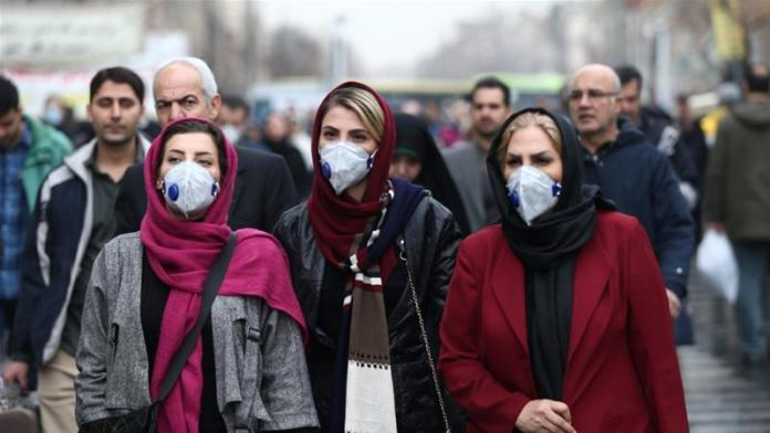 Iran-corona-virus