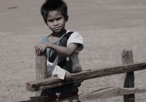 People Of Bolaven Plateau