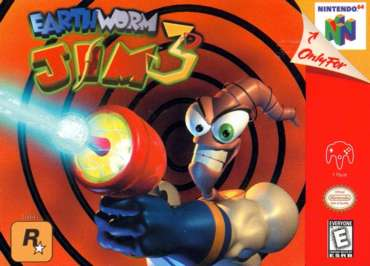 Earthworm Jim 3D IGN