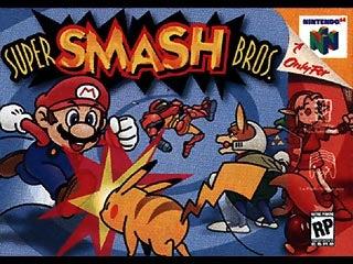 Super Smash Bros Nintendo 64 IGN