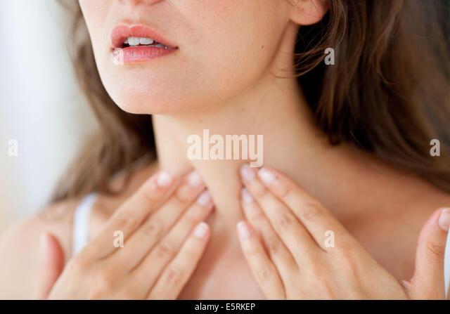 Cat Throat Anatomy Thyroid
