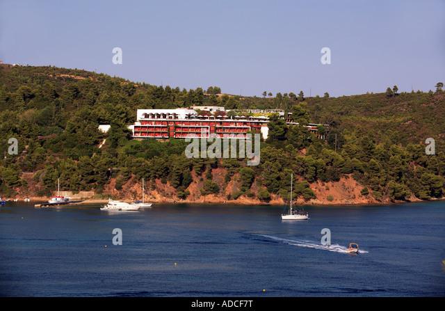 Water Ski Greece Stock Photos Amp Water Ski Greece Stock