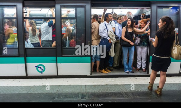 Crowded Train Stock Photos & Crowded Train Stock Images ...