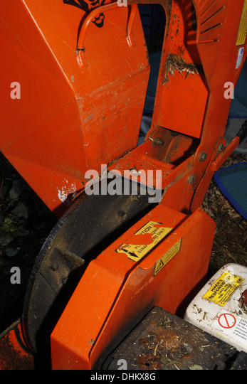 Heavy Duty Chipper Shredder