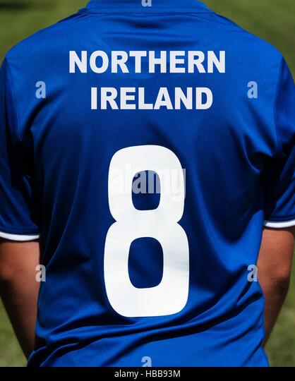 Northern Ireland Football Stadium Stock Photos Amp Northern