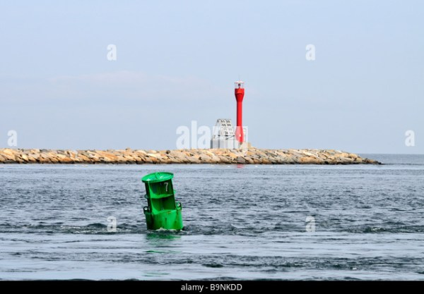 Navigational Buoy Stock Photos & Navigational Buoy Stock ...