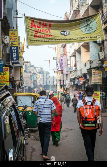 Paharganj Stock Photos & Paharganj Stock Images - Alamy