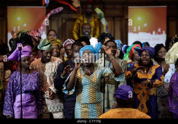 Choir Singing Stock Photos & Choir Singing Stock Images ...