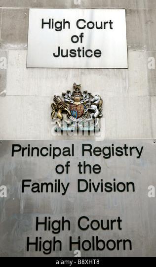 Family Court Stock Photos & Family Court Stock Images - Alamy