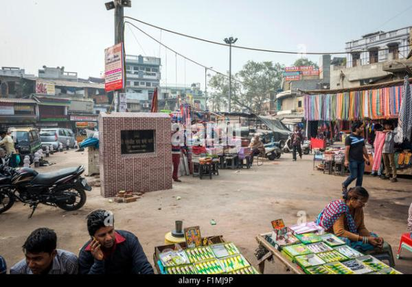 New Delhi Street Stock Photos & New Delhi Street Stock ...