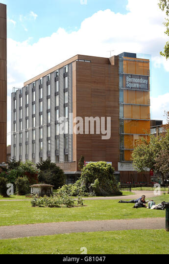 London Bermondsey Development Stock Photos & London ...