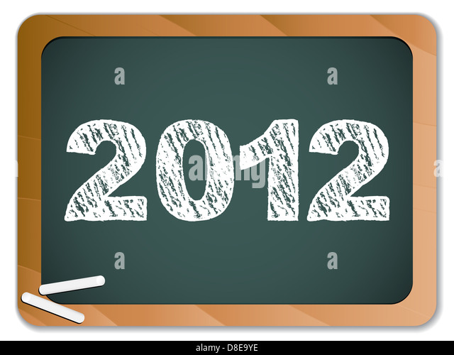 Old Illustration Happy New Year Stock Photos Amp Old