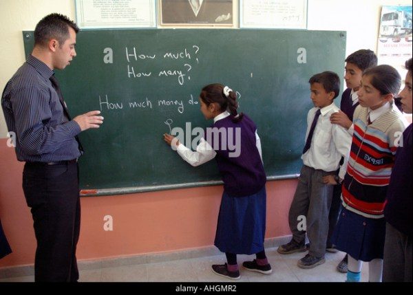 Turkish Village School Classroom Stock Photos & Turkish ...