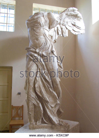 Famous Ancient Greek Art Nike Samothrace
