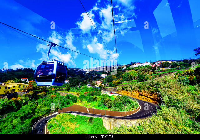 Cable Car Ride Stock Photos Amp Cable Car Ride Stock Images