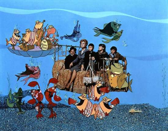Image result for Bedknobs and Broomsticks