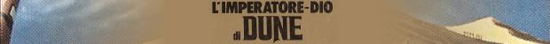 L'Imperatore-Dio di Dune Frank Herbert 620x50
