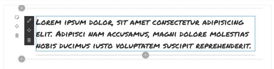 Webpart renders custom font in local workbench