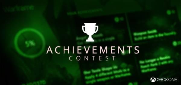 Warframe XB1 Achievement Contest