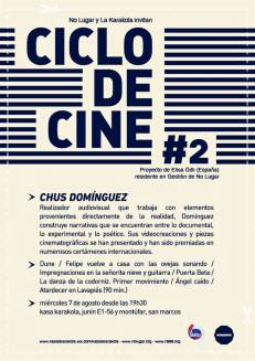 ciclo de cine 2