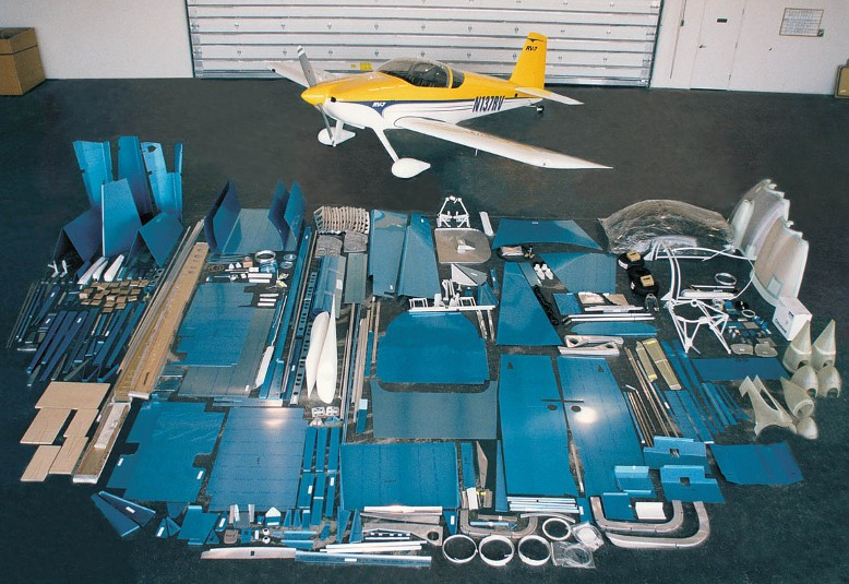 The RV-7 Standard Build Kit
