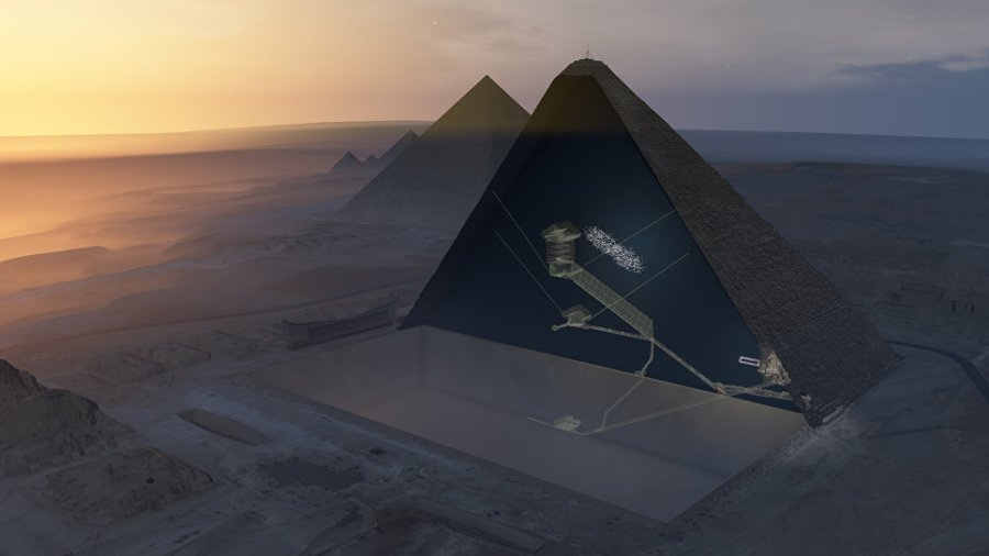 © ScanPyramids mission