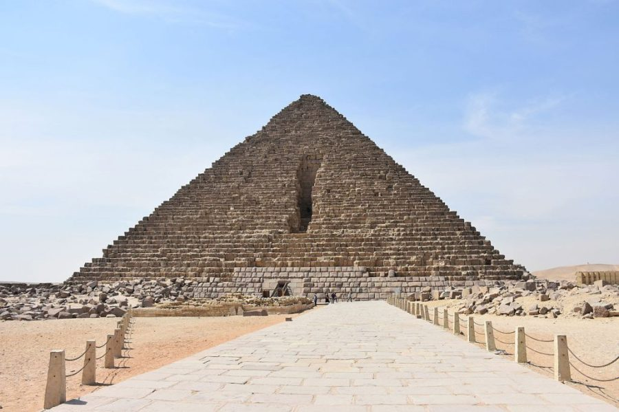 Пирамида Микерин