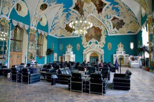 Казанский вокзал в Москве: адрес, телефоны и услуги - На ...