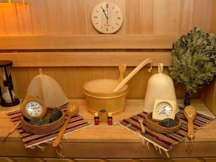 Выбираем принадлежности для бани: все средства для ухода за телом