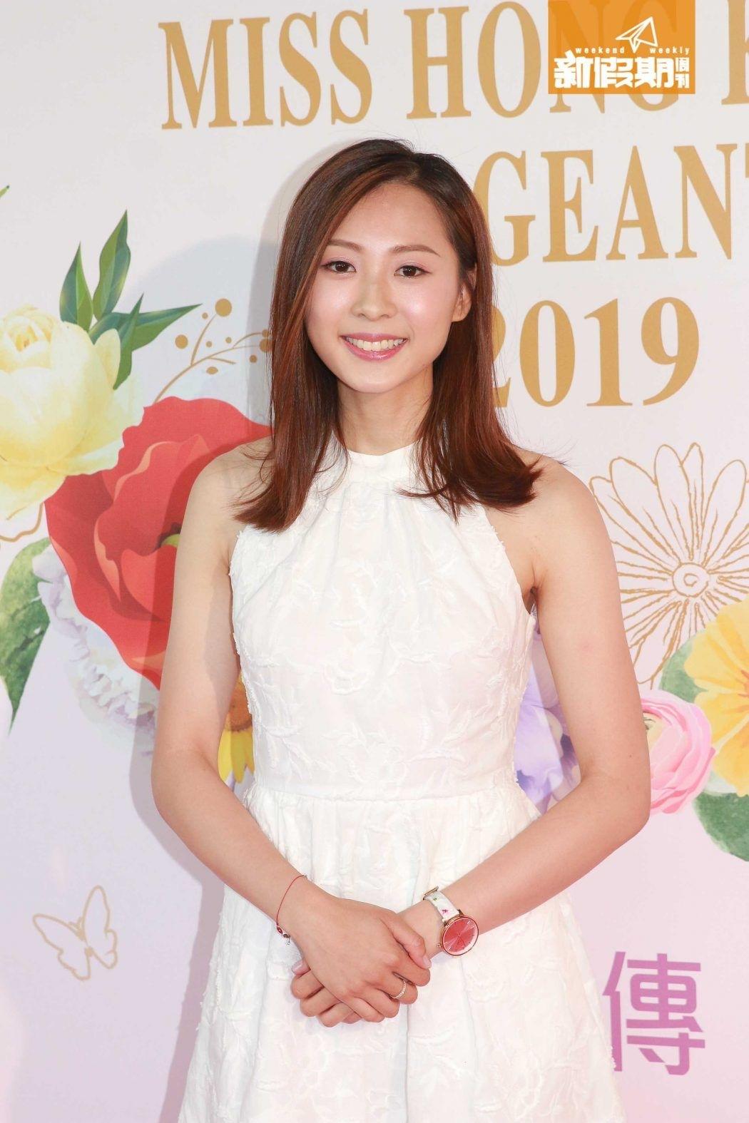 2019香港小姐Rowena Wong 推到變冠軍   LIHKG 討論區