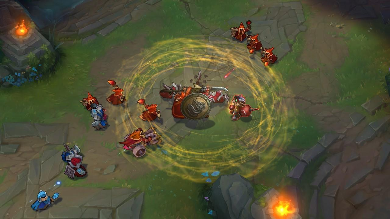 Preseason 2015  Forging a Diverse Armory   League of Legends You are here