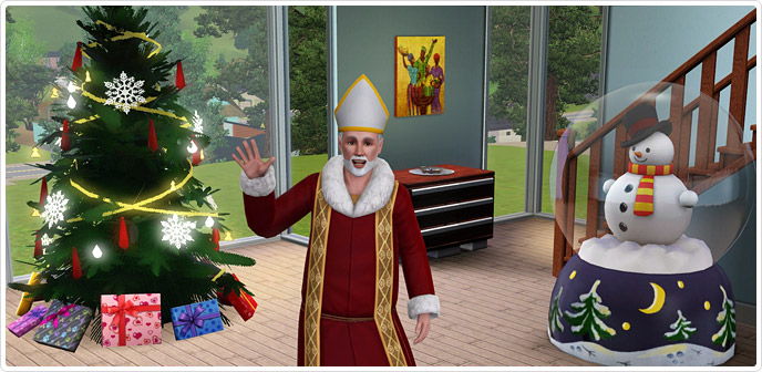Sims 3 Christmas Tree.It S Christmas Time Sims 3 Mod Finds