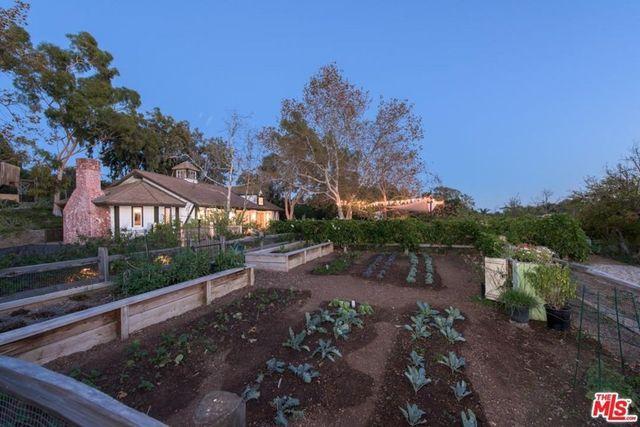 Sabastien Izambard's treasured family garden
