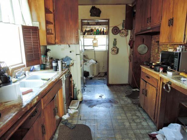 This kitchen really stinks!