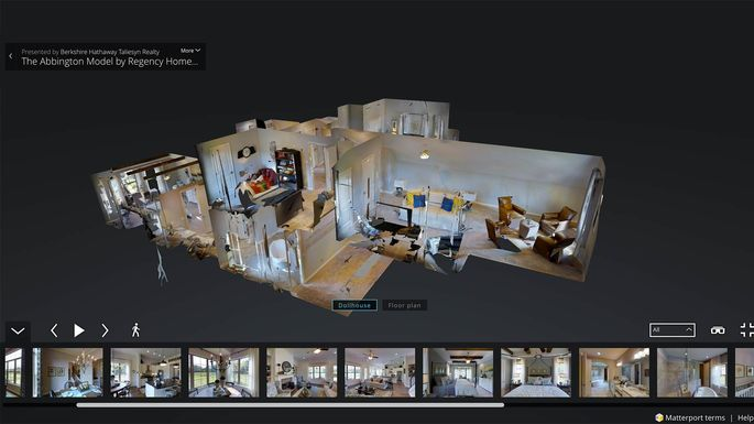 Tours Homes 3d Luxury Virtual