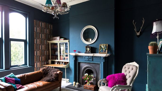 How To Decorate With Jewel Tones And Make Your Home Truly